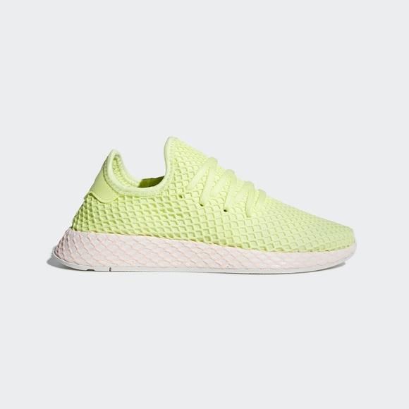 35093eb34 Adidas Deerupt Runner Sneaker in Glow